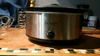 stainless steel Crock-Pot slow cooker Edmonton, T6L 5Y1