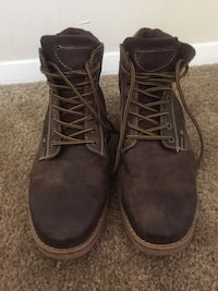 Steve Madden Leather Boots size 10 Great Condition Huntsville, 35816