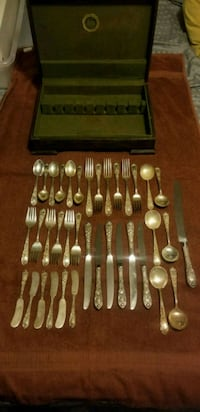 S. Kirk & Son sterling silver set  Fairfax, 22030