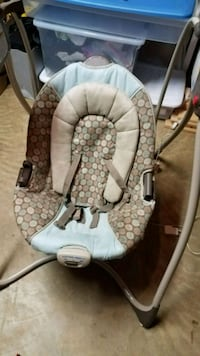 Graco Baby Swing South Riding, 20152