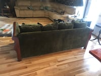 Green antique couch Rexford, 12148