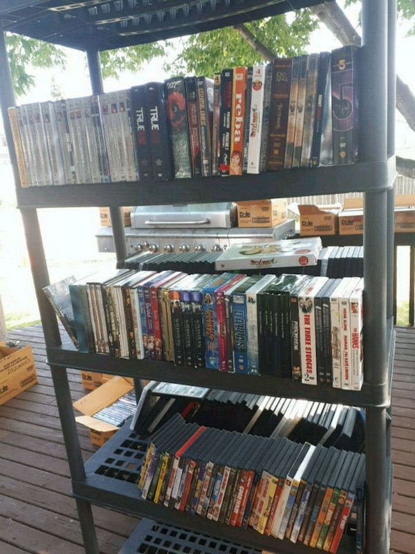 DVD and Blueray Movies