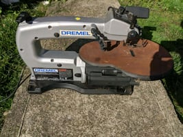 Dremel 16 in variable speed scroll saw