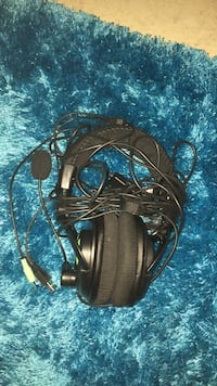 Svart Turtle Beach headset Stockholm, 162 57