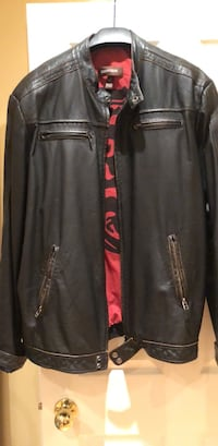 Men's leather jacket Vaughan, L4H 2X3