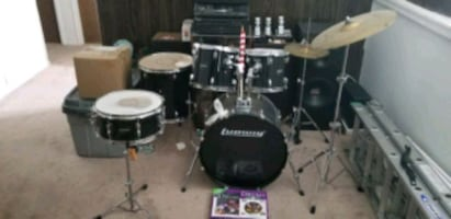 Ludwig Accent Combo Drumset