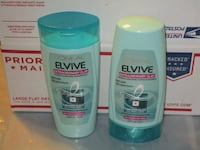 Loreal Elvive Clay Shampoo & Conditioner - $2 Each Poughkeepsie, 12601