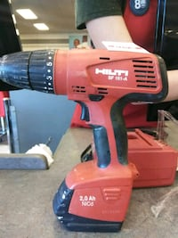 Hilti SF151/A cordless drill and charger C7/24 Las Vegas, 89104