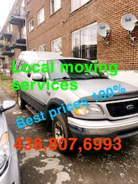 Local moving Montreal
