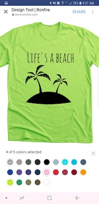 T-shirts life's a Beach follow link to buy :) Quitman, 31643