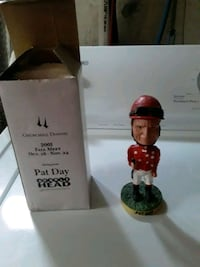 Pat Day BOBBLEHEAD from 2001!!! Louisville, 40217
