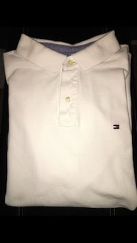 Tommy Hilfiger Polo (White)