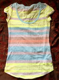 Size Small Scoop Neck Top
