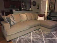 New ashley furniture ultra plush sectional tax included Hayward