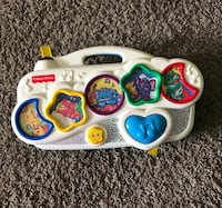 Fisher Price crib toy