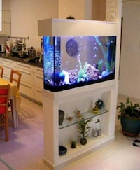 Custom built Aquarium with AAATCUSTOMS AQUARIUM