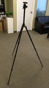 Carbon fibre  camera tripod