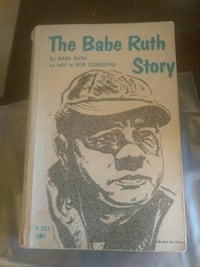 The Babe Ruth Story book