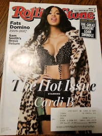 Rolling Stone, Issue #1300, November 16, 2017