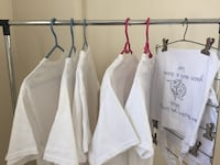 HAND EMBROIDERED TEES AND TOTES 550 km