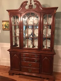 Lexington China Cabinet (Dishes not included) Metairie, 70005