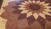 Hand Quilted - king size bed Smith-Ennismore-Lakefield, K0L