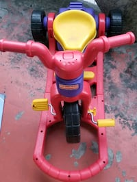 toddler's Fisher price  trike