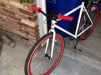 Small core fixie bicycle Los Angeles, 91401