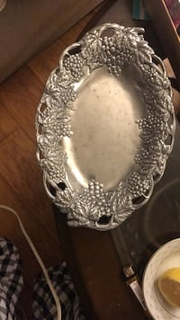Arthur Court silver tray with grapes Glendale, 91204
