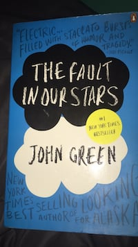 The Fault in our Stars by John Green Cuba, 65453