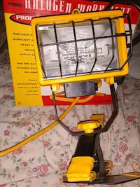 Halogen worklight Edinburg, 78542