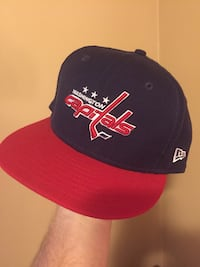 Washington Capitals NewEra 5950 Arlington, 22204