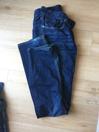 Guess jeans size 28 male like new worn once