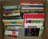 Large Box Cookbooks Mount Airy, 21771