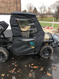 Soft cover for 2011 bobcat round tube. Windshield, roof, and wrap Chambersburg, 17202