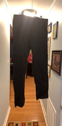 Mens Eleven Paris black pants size 34/34 Kensington, 20895