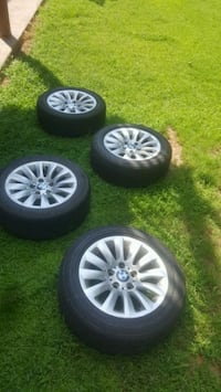 4 Rims with tires Braselton, 30517
