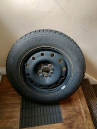 Sell/Trade/Swap 215/65/R16 Winter tires on rims
