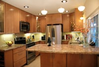 Kitchen Cabinets, Countertop Fabrication, Bath Vanities and More! Fairfax