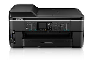Epson WorkForce WF-7510 All-In-One Inkjet Printer. Mint Condition.