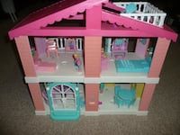 Vintage 1993 TYCO talking doll house Nashville, 37076