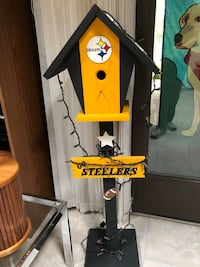 Steelers bird house  Leith, 15401