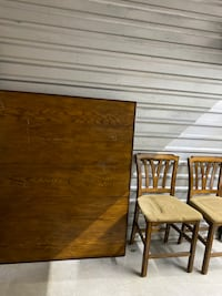 Highboy Table and 4chairs