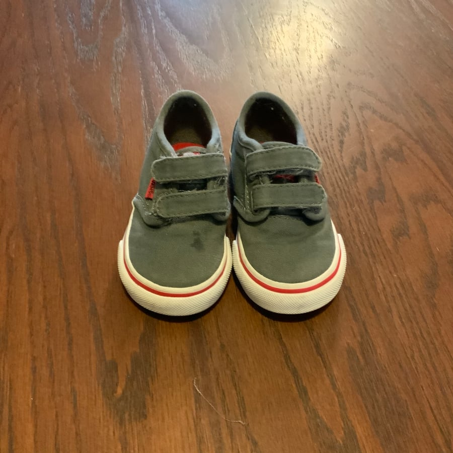 Little boys vans