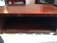 Free Coffee table - real wood Silver Spring, 20910