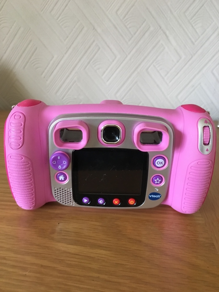 red Nikon Coolpix point-and-shoot camera for sale  Manchester