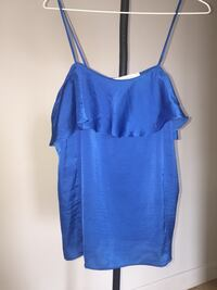 Forever 21 satin top
