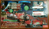North Pole Junction Christmas Train (NEW) Buffalo, 14228