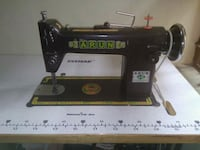black and red sewing machine Ahmedabad, 380055