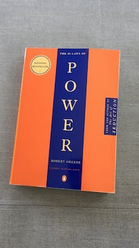 the 48 laws of power book Vancouver, V5Y
